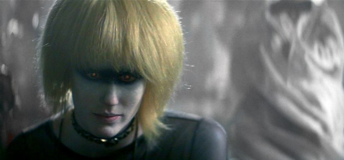 Pris is More Cyborg than Woman
