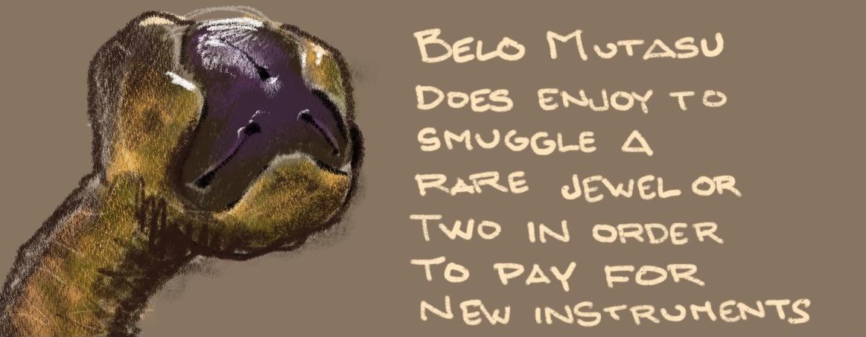 Belo Mutasu