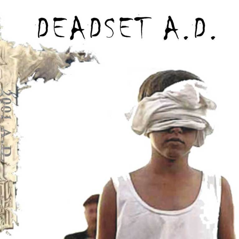 Deadset AD Album Cover