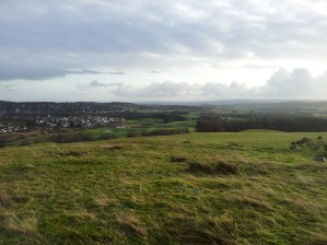 Looking SE From Trig Point