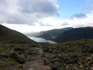Wastwater from Hollow Stones