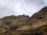 The Spearhead on Beinn Narnain