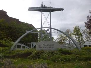 Beardmore sculpture