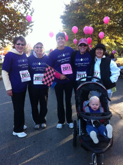 Jane walk team 2011