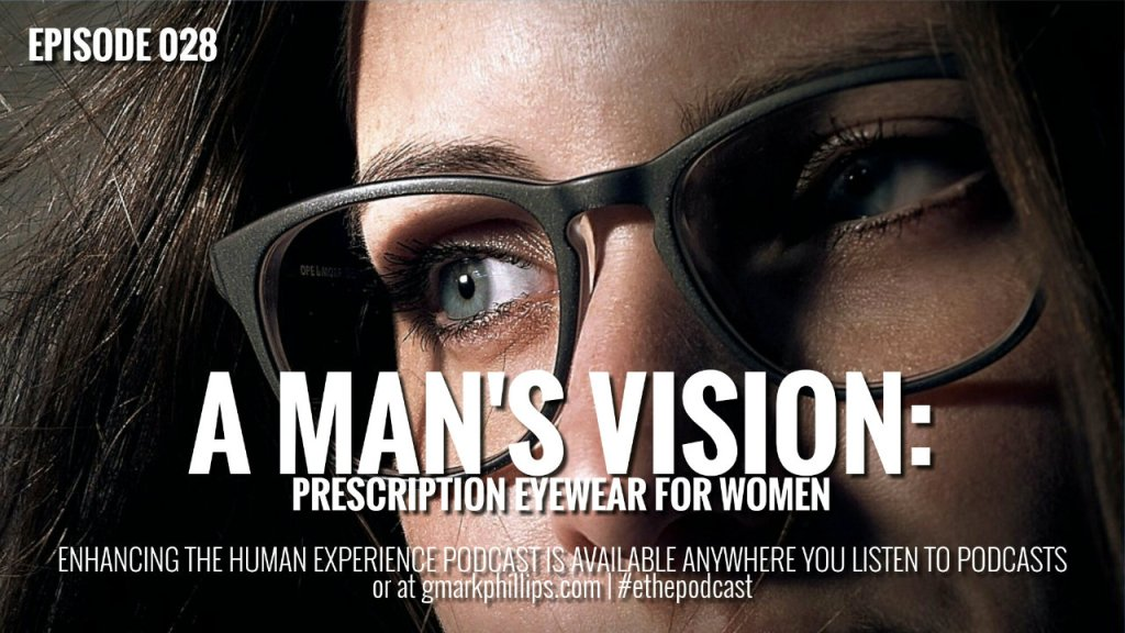 A Man's Vision: Prescription Eyewear For Women – ETHE 028
