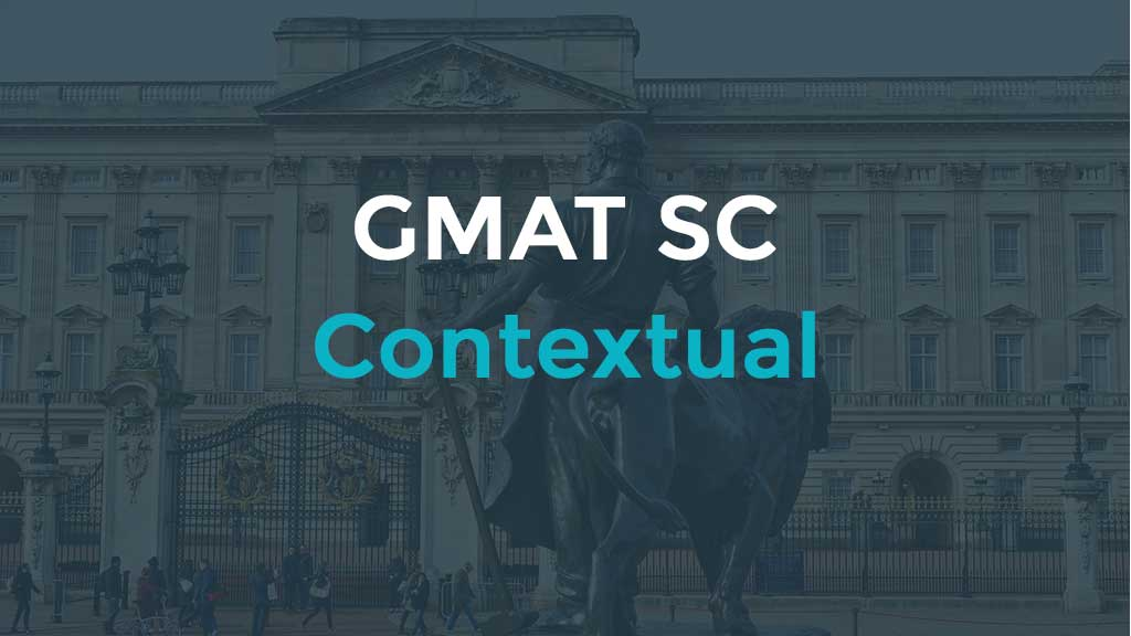 GMAT Sentence Correction Practice