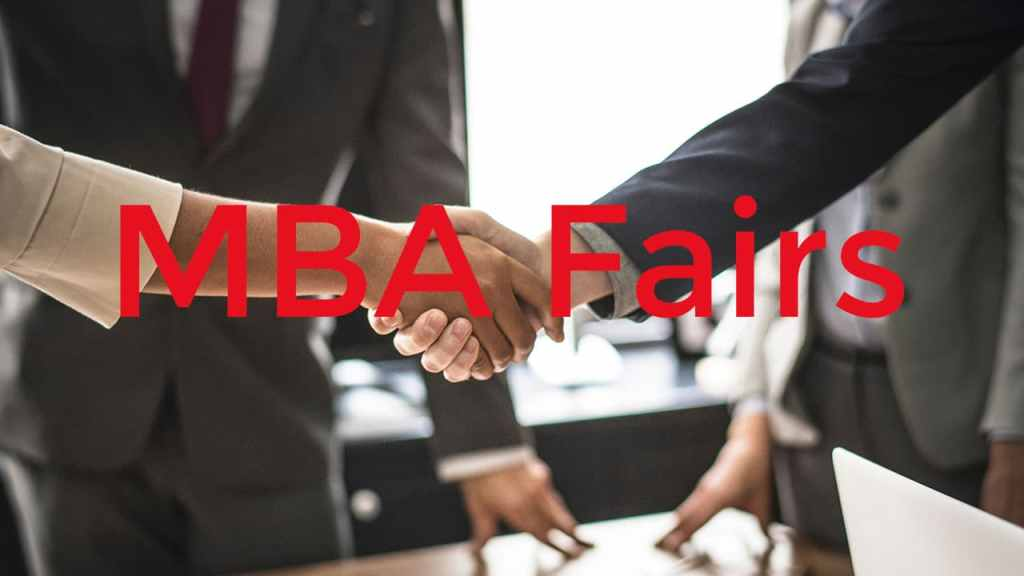 MBA Fairs QS Top MBA MBA Tour
