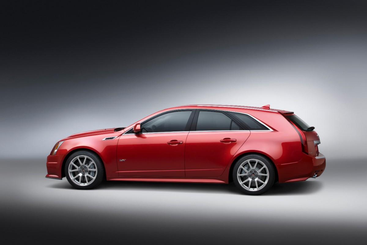 2014 Cadillac CTS V Wagon GM Authority