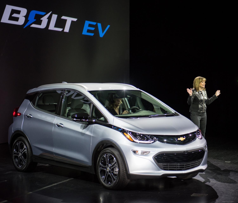 2017 Chevrolet Bolt EV Premiere Review GM Authority