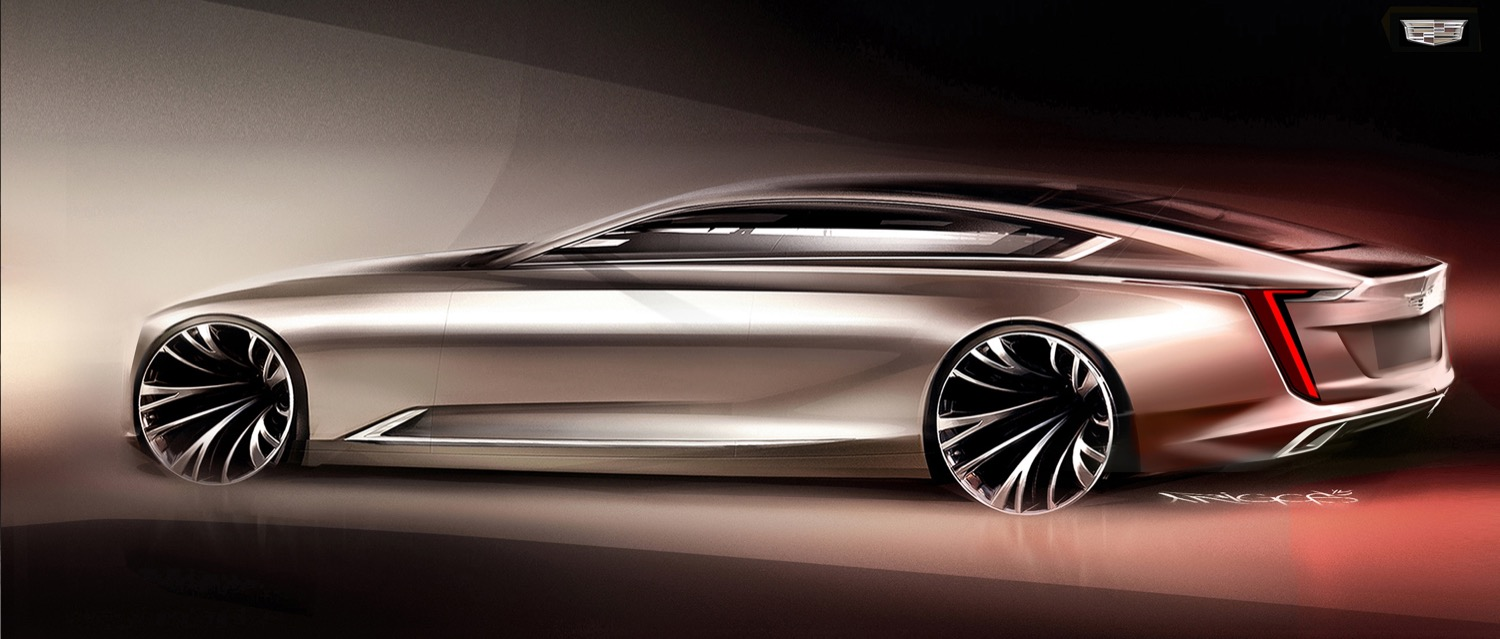 Cadillac Escala Concept Info Details Specs Wiki GM