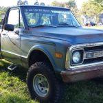1970 Chevrolet K10 4x4 Used In Terminator 3 Ebay Find Gm Authority