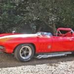 1966 Corvette Race Car Currently For Sale On Craigslist Gm Authority