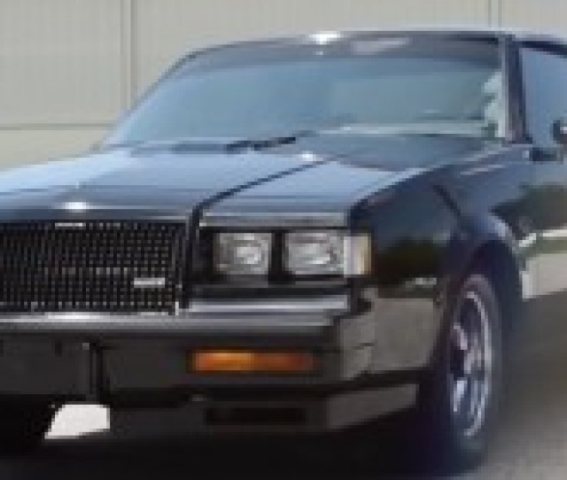 Buick Grand National Completed Just In Time For The Best Fathers Day Gift Ever Video