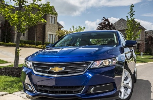 Image result for Blue new Chevy Impala