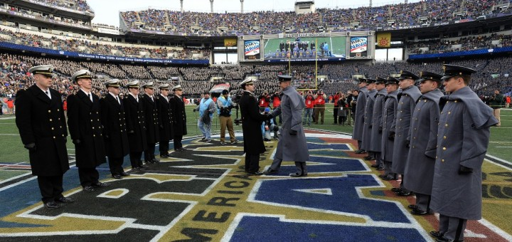 Chevrolet To Sponsor Army Navy Game GM Authority