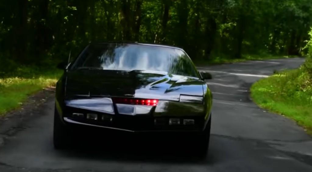 1982 Pontiac Trans Am KITT Review GM Authority