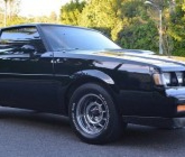 David Spade Sold His  Buick Grand National