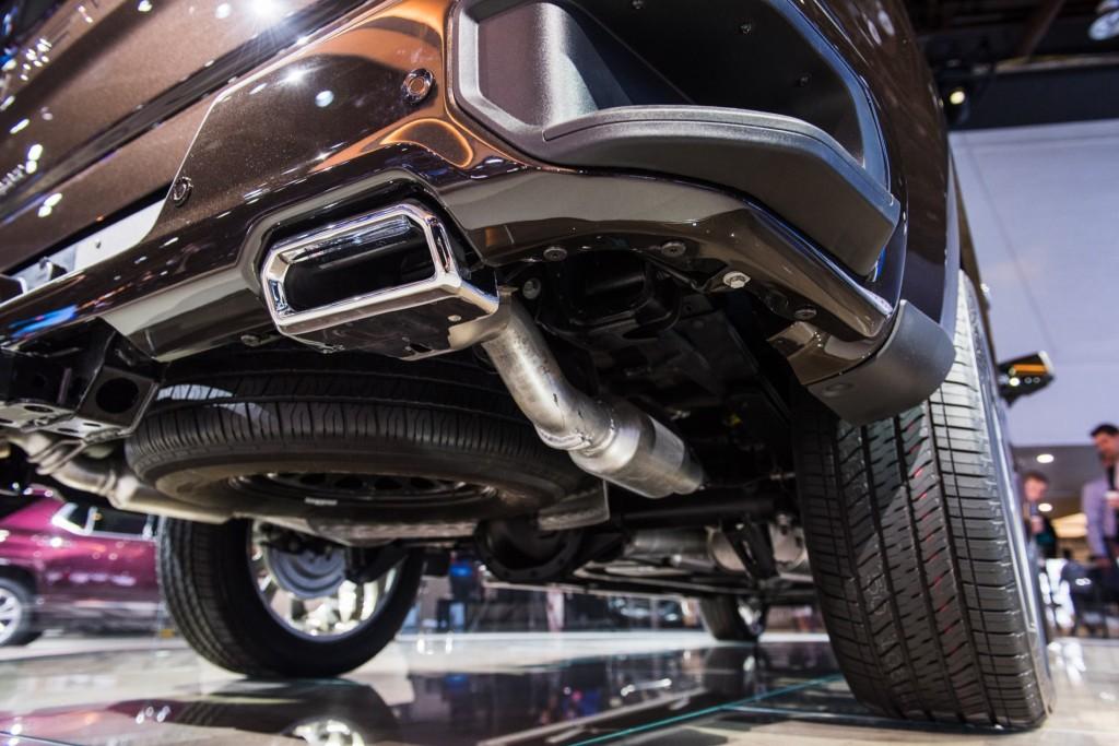 2019 silverado exhaust a closer look