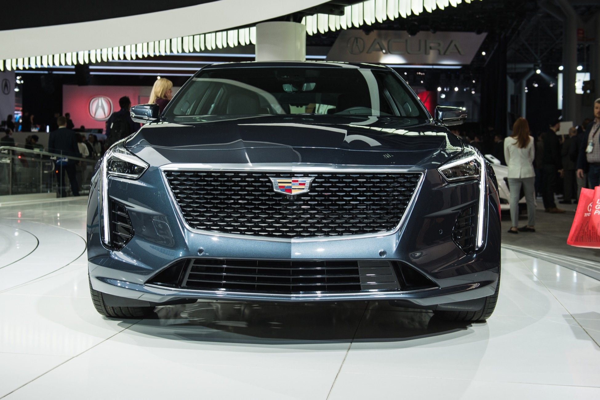 2019 Cadillac Ct6 Refresh Live Photo Gallery Gm Authority