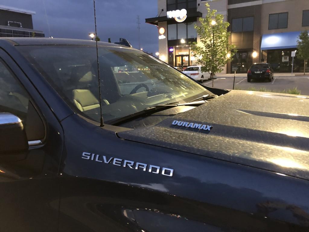 2019 Chevrolet Silverado 1500 Duramax Diesel - Spy Pictures - Colorado - June 2018 018