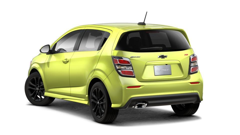 2019 Chevrolet Sonic Hatch in Shock GKO 003