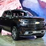 2019 Chevrolet Silverado 1500 Interior Colors Gm Authority