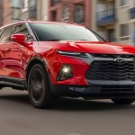 Chevy Blazer Sales Jump To Second Place In Segment Q3 2020 Gm Authority