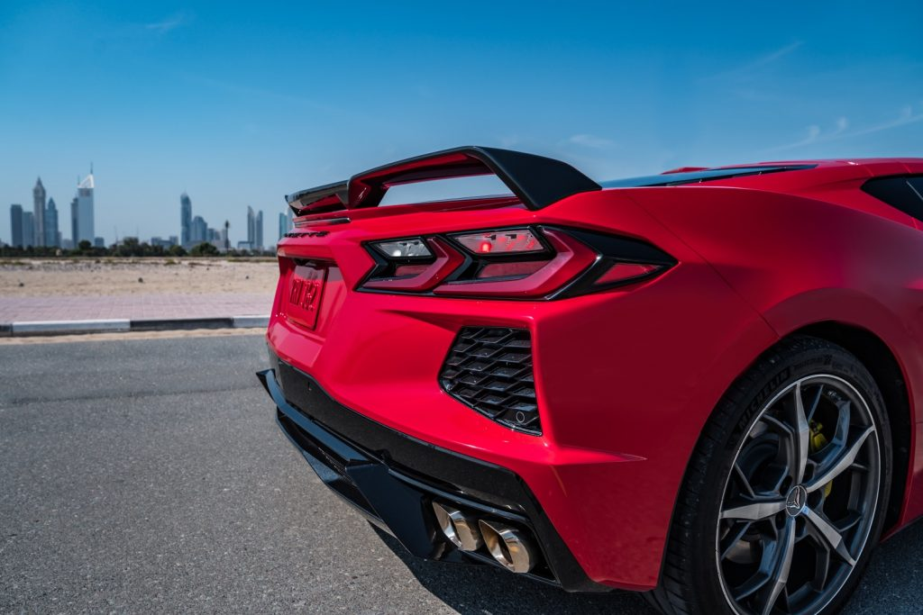 corvette performance exhaust a common