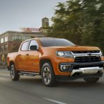 Chevrolet Colorado Sales Fall To Tacoma Ranger In Q2 2020 Gm Authority