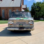 Custom 1963 Chevy Corvair Greenbrier For Sale Video Gm Authority