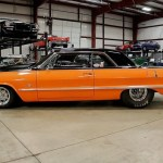 1 200 Hp 1963 Chevy Impala Drag Monster For Sale Video Gm Authority