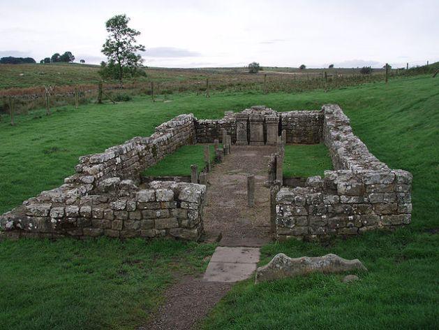 Temple of Mithras at Carrawburgh