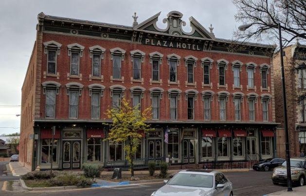 Plaza Hotel, Las Vegas, New Mexico