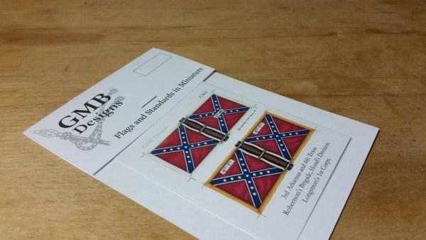 3rd Arkansas and 4th Texas, Robertson's Brigade, Hood's Division