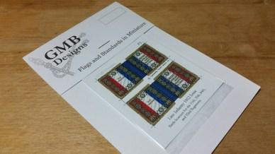 Line Infantry 1812 - 11th, 35th, 84th, & 92nd Regiments (Ulm, Wa