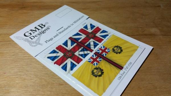 British Regiments 1747 -1765