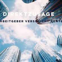 Direktzusage GmbH Geschäftsführer