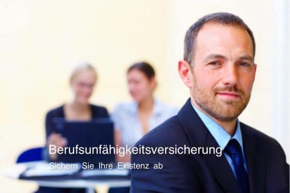 Berufsunfähigkeits-Rente GmbH Geschäftsführer