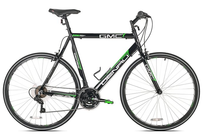GMC Denali Flat Bar Road Bike Review