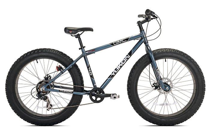 GMC Fat Tire Mountain Bike