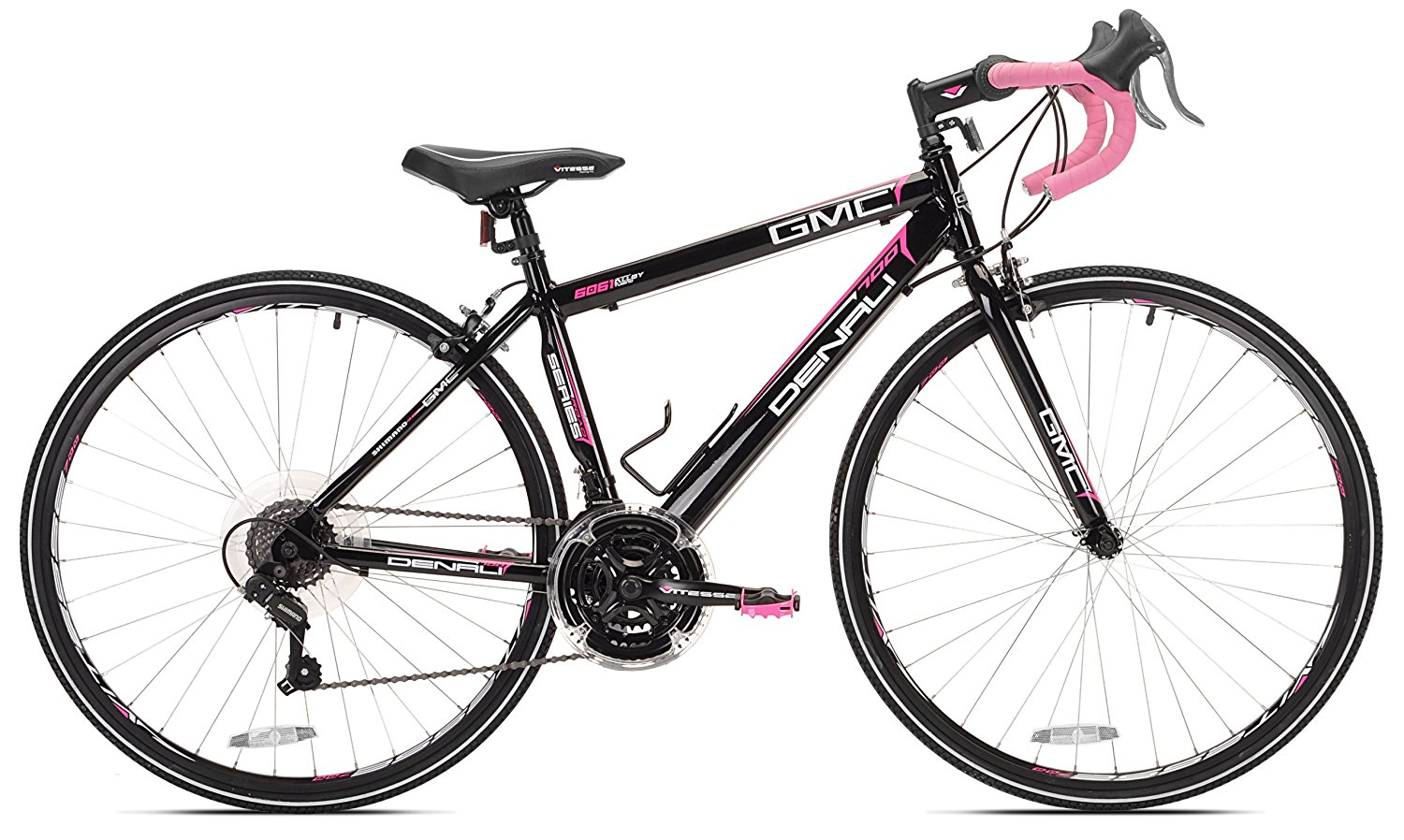 Gmc Denali Road Bike Vs Gmc Denali Pro Road Bike Which