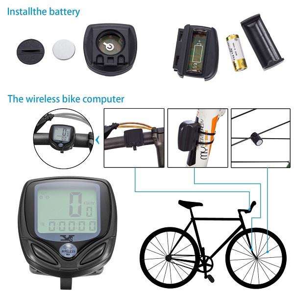 Best Bicycle Speedometer