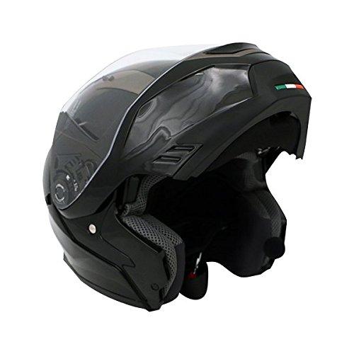 Motorcycle Helmet with Bluetooth