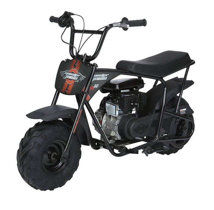 Automatic Dirt Bikes