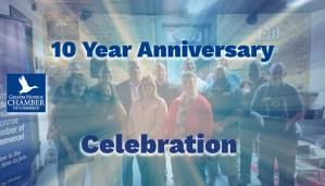 10 Year GMCOC Anniversary