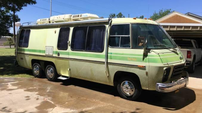 1976 GMC Palm Beach Motorhome For Sale In Levelland, TX