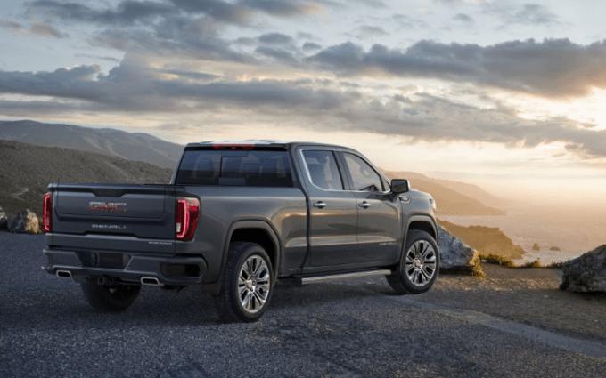 2019 GMC Denali 1500 Exterior