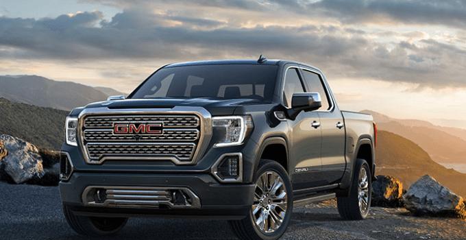 2019 GMC Truck Exterior