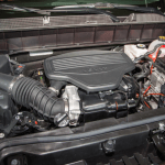 2019 GMC Sierra Terrain Engine