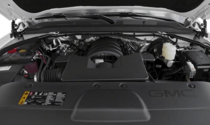 2020 GMC Yukon XL Denali Engine